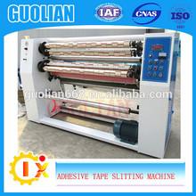 GL-215 Long Work Life Stationery Tape Roll Slitting Machine