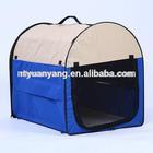 soft polyester kennel cage soft pet carrier bag travel foldable bag