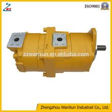 grader hydraulic Tandem pump spare parts