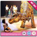Parque de diversões da vida- tamanho traje de dinossauro boneco