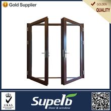 Factory price promotion cheap glass aluminum door price