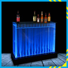 2014 new design amazing LED bar counter with controler