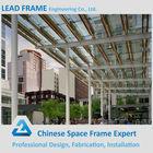 Prefab High Standard Wind Resistant China Wholesale Waterproof Stainless Metal Roof Outdoor Canopy