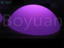 RGB Led ball party decoration 3W LED Ceiling Spotlight/High power celling light