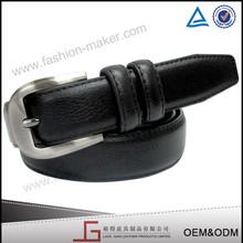 High Quality Fashion Style Black Chastity Belts For Men, Fashion Genuine Leather Man Belt