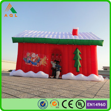 Newest outdoor wholesale christmas decorations made in china/inflatable christmas grinch