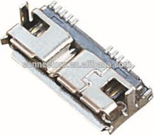 5pin mini USB connector hdmi car usb connector