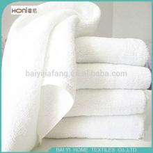 white colour cotton hotel hand towel