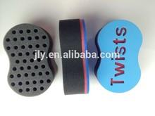 New!!Hair Curl Sponge/Hair Sponge Twist/Hair Twisting Method