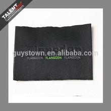 custom garment woven clothing label machine