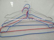 High intensity!! wire hanger hook making machine/used wire hanger making machines