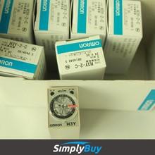 Original omron time delay relay omron h3ba timer