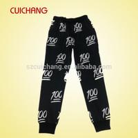 custom jogger pants&Quick-dry hiking pants for men&custom printed pants