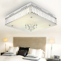 White flat ceiling light fixture, ceiling light cover plate