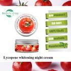 Lycopene face whitening night cream