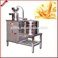 Convenient and clean soy milk production line