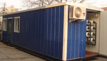 RO High Dry Pure Water System containerized for Oil & Gas Field