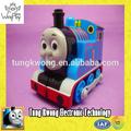 الجملة الرخيصة مصغرة لعبة القطار توماس والأصدقاء البلاستيك بطارية تعمل لعبة القطار