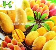 Strong R & D capacity Hot sell liquid mango flavor