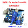 Neutral OEM Factory Development Board Microcontroller MEGA328P ATMEGA16U2 Compatible Arduino UNO R3 With USB Cable