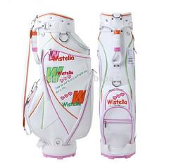 wholesales custom made PU golf bag ---Lady golf cart bag
