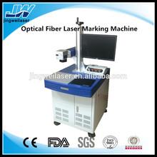 Best sale with good quality !!! JW-Optical Fiber Laser Marking Machine 10w~50w