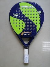 YD outdoor - 2015 moderate cost and long performance life tennis racket