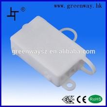 10A 250V AC MK1283 electrical plastic junction box