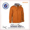 Sunnytex durable OEM más alta calidad barato de invierno para hombre de la chaqueta de vuelo