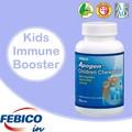 Estimulante inmunológico de los niños masticables de la tableta nutrición producto para su bebé