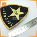 Atrativo bordados emblemas/ferro sobre os patches bordados/uniformes bordados emblemas/óculos