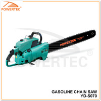 POWERTEC 105cc 2-Cycle Gas Powered Easy Start Chain Saw,070 chain saw