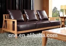 SF-4052-1 Modern furniture bamboo sofa set for living room