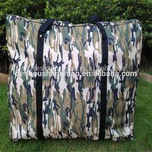 full color printing pp woven shopping cloth bag