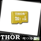 THOR CL10 UHS 1 8gb memory card made in taiwan