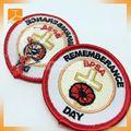 Collège broderie badges / fer sur des patchs / uniforme brodé badges / patches