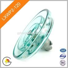 Disc Suspension Fog Type ( GB Class LXWP2-120) Glass Insulator