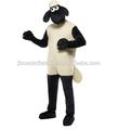 adultos traje de ovejas