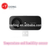 smart APP remote temperature and humidity sensor for building control system