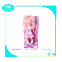 Factory customized fashion doll for girls