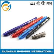 4 Color Erasable Pen