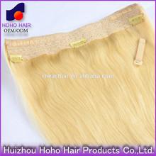"2015 Hot sale 20"" human hair 100g, flip in hair extension"
