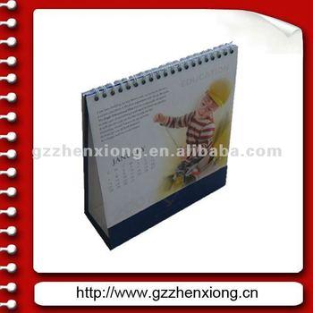 2013 customized table calendar