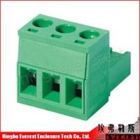 10pcs 3.5mm Pitch 2 pin 2 way Straight Pin PCB Screw Terminal Blocks Connector