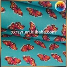 custom butterfly home decor printed fabric