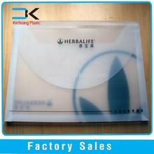 Herbalife Promotion PP File Bag with logo printing