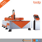 500w 1000w Fiber laser cutting machine for stainless steel,alloy from china Factory