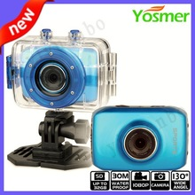 "Shenzhen 2.0"" Touch Screen 720P Portable Outdoor Sport Go Extreme Action Digital Camera"