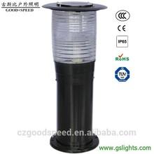 GSB SL11 aluminum Solar Garden Lamp/Energy Saving Inexpensive Led Solar Lawn Lighting