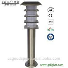 GSB SL17 Stainless steel solar garden lighting/Energy Saving hot sale Led Solar Lawn Lighting